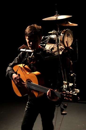 De kleine one-man-band - Het Nationale Theater