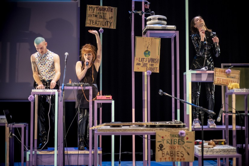 Kill All Kids - Het Nationale Theater