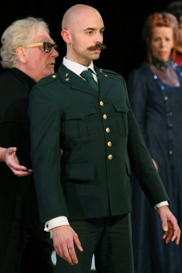 Strindberg en dal - Het Nationale Theater
