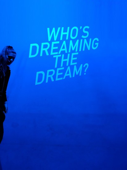 Who's dreaming the dream? - Het Nationale Theater