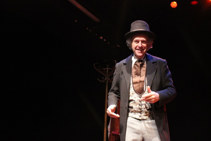 A Christmas Carol - Stichting The English Theatre | Het Nationale Theater