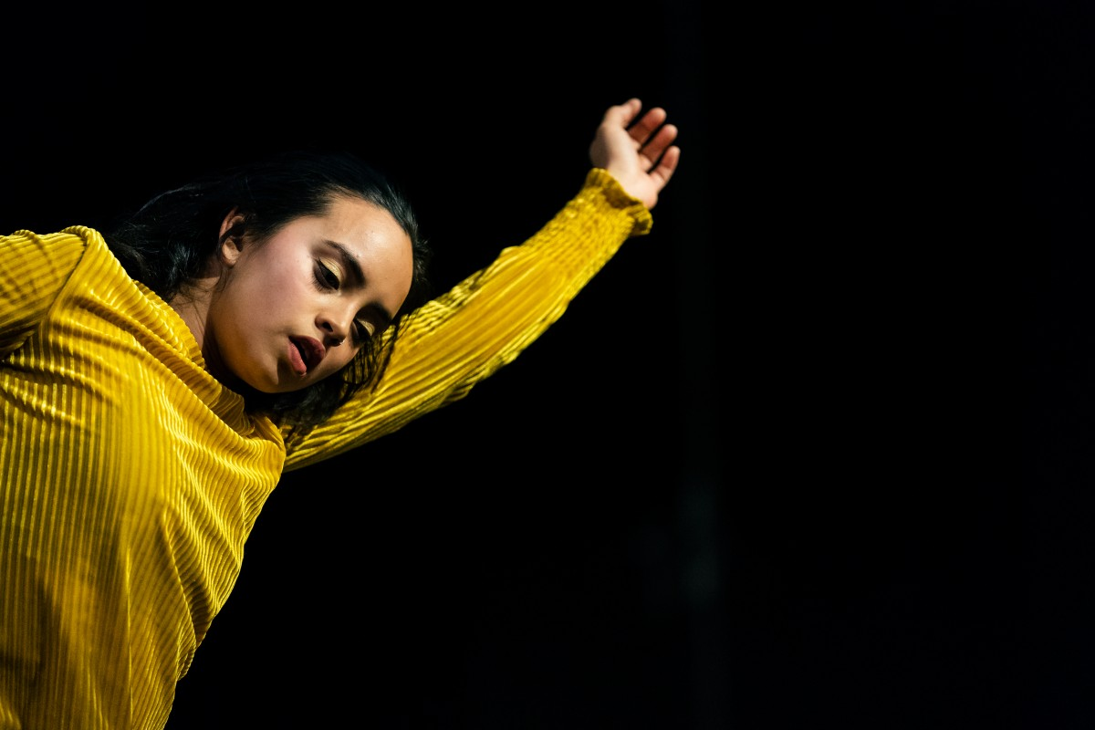 Bold in Motion - Opleiding Moderne Theaterdans | Het Nationale Theater