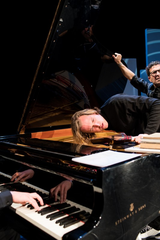Beethoven Lost in Silence - Esther Apituley | Het Nationale Theater