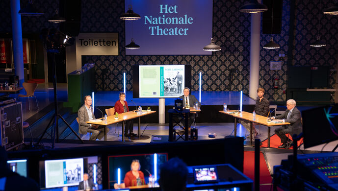 Webinars, talkshows, podcasts en online evenementen